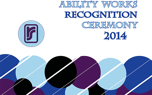 Ability Works Recognition Ceremony 2014