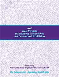 Diversifying Perspectives 2016 Exhibit Catalog and Program